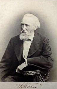 Theodor Storm, See page for author [Public domain], via Wikimedia Commons