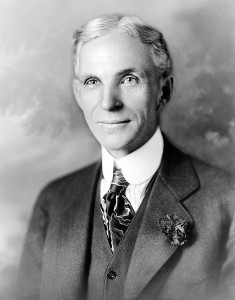 Henry Ford (1919), By Hartsook, photographer. [Public domain], via Wikimedia Commons