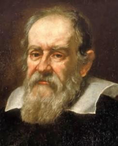 Galileo Galilei – Porträt von Justus Sustermans, 1636. Justus Sustermans [Public domain or Public domain], via Wikimedia Commons