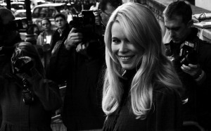 Claudia Schiffer in London, U.K. - loungefrog [CC BY]